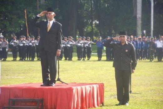 Peringati Hari Pahlawan, Walikota Padang Serukan Kebangkitan Bangsa Menuju 2035