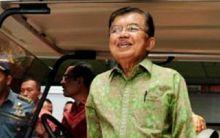 Hari Ini, Wapres Jusuf Kalla Kunjungi Tiga Tempat di Padang