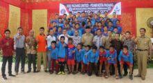 PDAM Kota Padang Danai SSB Padang United