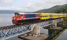 Jalur Rel KA Muaro Kalaban - Sijunjung Segera Dibangun