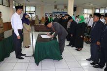 93 Pejabat Pemko Payakumbuh Tempati Jabatan Baru, 6 Turun Eselon, 1 Nonjob