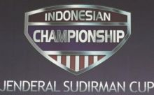 Buat Penggila Bola, Inilah Jadual Lengkap Piala Jenderal Sudirman 2015