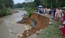 Kabut Asap Segera Berakhir, Saatnya Warga Sumbar Waspadai Banjir dan Longsor