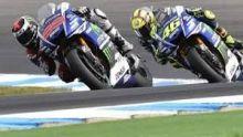 Jurge Lorenzo Juara Dunia MotoGP 2015, Perjuangan Rossi Dapat Penghormatan dari Fansnya