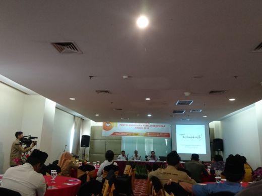KPU Padang Masif Sosialisasikan Pemilu Serentak, Eka Vidya: Masyarakat Hilang Kepercayaan Kepada Partai dan Politikus