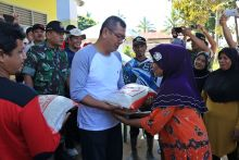 Tanjung Anau Terima Bantuan Pasca Banjir