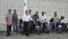 Komunitas Ojek Dukung Almaisyar