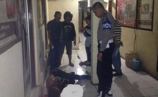Menjambret di Angkot Kota Padang dan Sandera Supir, Pelaku Babak Belur Dihajar Massa