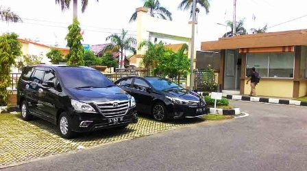 Diduga Terkait Pengadaan Tanah Satpol PP Kota Padang, Empat Pimpinan DPRD Padang Diperiksa Kejati Sumbar