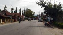 Kemacetan Panjang Mulai Terurai di Jalan Lintas Wilayah Solok