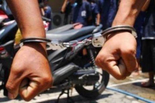 Polisi Ringkus Perampas Motor dengan Modus Jual Knalpot