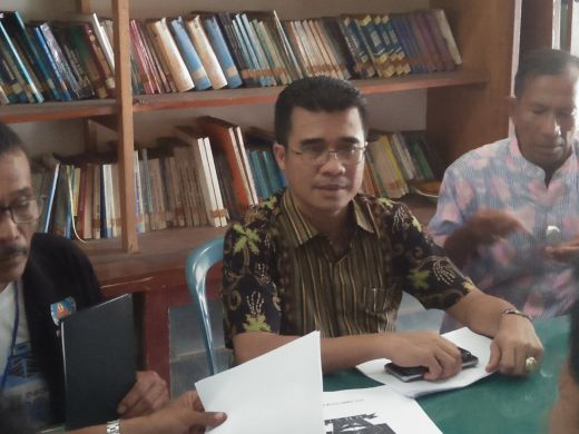 Diluar Dugaan, Kuda Hitam Adib Alfikri Terpilih Pimpin HNSI Kota Padang