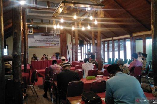 KPU Gandeng Lembaga Adat dan Agama Sosialisasikan Pilgub Sumbar