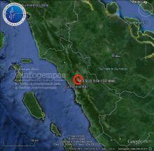 Padang Panjang Digoyang Gempa 3,9 SR