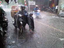 Sampai 4 Hari ke Depan Diprediksi Hujan Akan Melimpah, Setelah Musim Kering Lagi