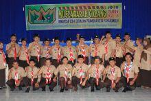 Kwarcab Pramuka 0314 Tetapkan 32 Pramuka ke Jamnas Cibubur