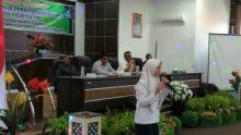 Dinas Dikpora Kabupaten Solok Gelar Seminar Pemantapan UN