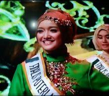 Khairunisa Hanif, Uni Padang Panjang 2015, Masuk 10 Besar Putri Muslimah Indonesia 2016, Ayo Dukung!