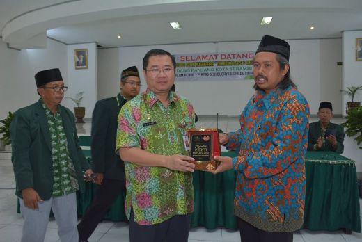 Tim Ekspedisi Nahdlatul Ulama Rekam Jejak Islam di Kota Padang Panjang