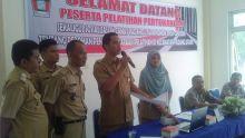 Padang Utara Latih Tukang Tangani Proyek dan Persiapkan TRC