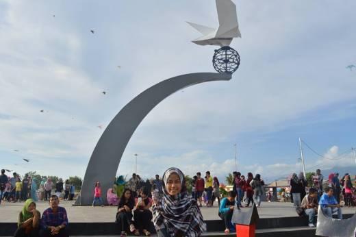 Tugu Perdamaian dan Monumen IORA, Magnet Baru Pariwisata Kota Padang