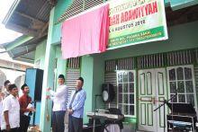 Diresmikan Wawako, Panti Asuhan Sayyidah Adawiyyah Tampung Anak Yatim di Padang Sarai
