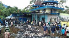 Gudang Terbakar, Masjid Darul Ulya di Baso Ikut Dilalap Api