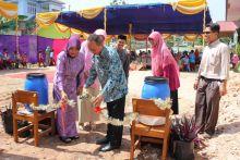 Walikota Resmikan Bank Sampah SDIT Payakumbuh