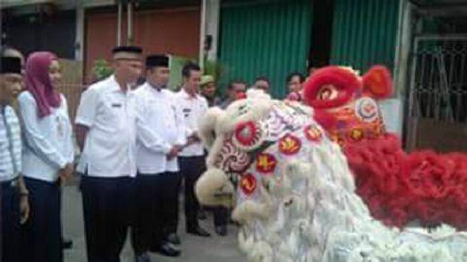 Muslim Tionghoa Bakal Bangun Masjid Indah di Belakang Pondok Kota Padang