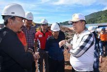 Pembangunan Pasar Tak Ada Kendala, Pemko Targetkan Blok A dan B Rampung di Akhir 2016