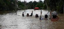 BNPB: 22 Orang Meninggal karena Banjir di Sumbar dan Sumut
