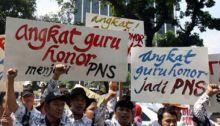 Gawat, MK Putuskan Honorer Usia di Atas 35 Tahun tak Bisa Diangkat Jadi PNS