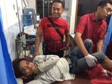 Ditembak karena Menjambret, Bayu Tanggiang Malah Ajak Polisi Berfoto Selfie