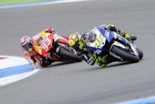 Kecewa dengan Hukuman Pasca Insiden dengan Marquez, Ini Jawaban Rossi