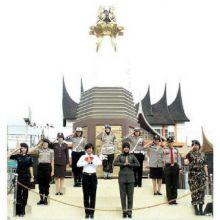 Hari Ini, Kapori Resmikan Pemugaran Monumen Polwan di Bukittinggi