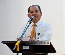 Rektor Tantang Para Calon Kepala Daerah Sampaikan Program di Kampus Unand