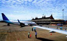Jarak Pandang Sangat Terbatas, Bandara Minangkabau Lumpuh Akibat Kabut Asap