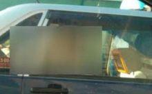 Ondeh... Mobil Parkir Goyang Sendiri, Polisi yang Mengintip Langsung Terbelalak