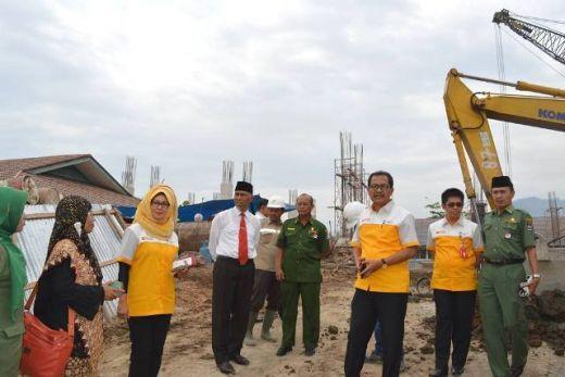 Sering Terendam Banjir, RSUD Padang Kini Dibangun dengan Dana 83,3 Miliar