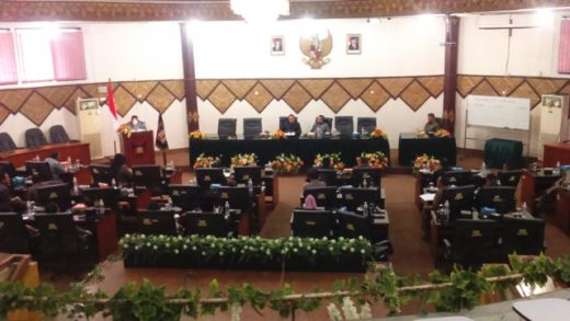 BK DPRD Padang: Ketua DPRD, Erisman Terbukti Bersalah Lakukan Permohonan Dana ke Bank Nagari Diluar Prosedur dan Mekanisme