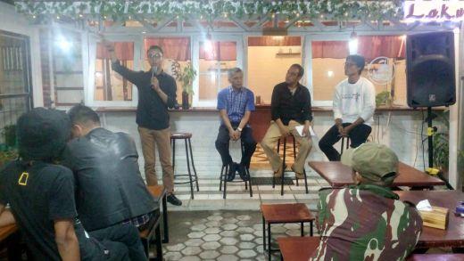 Ketiadaan Medan Nan Balinduang, Jadi Perbincangan Hangat pada Diskusi Forwako dengan Seniman Bukittinggi