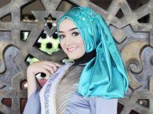 Wow! Putri Padang Panjang Raih Runner Up 2 Puteri Muslimah Indonesia 2016