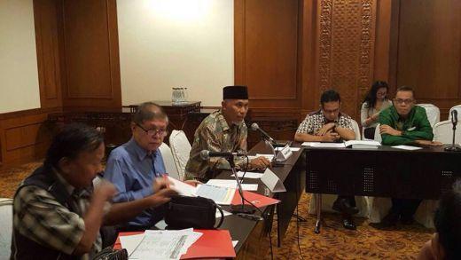 Walikota Paparkan Kebersihan Padang Kepada Dewan Pertambangan Adipura di Jakarta
