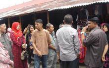 Tampung Keluhan PKL, Komisi B DPRD Turun Lapangan