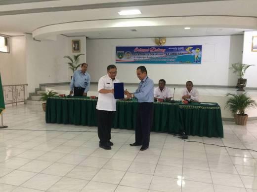 Wako Hendri Arnis: Pejabat Pemko Padang Panjang Wajib Patuhi Tax Amnesti