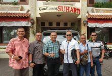 Makan Basilanjuang, Hiburan Musik Artis Minang Ala KOMPAK Jabodetabek Jalin Silaturahmi