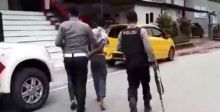 Todong Sipir Pakai Pistol, 6 Napi Kabur dari Rutan Sawahlunto