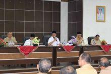 Soal Parkir Serampangan dan Pungli, Bupati Solok: SKPD Diharapkan Lakukan Koordinasi