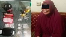 Pernah Masuk Penjara, Wanita Ini Kembali Tertangkap Berjualan Sabu-sabu di Sijunjung