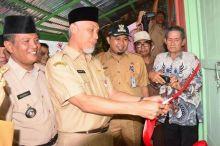 Kampung Literasi Pertama Sumbar Launching di Batang Arau